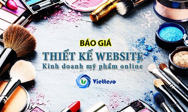 bao-gia-thiet-ke-website-my-pham-dep-va-sang-trong