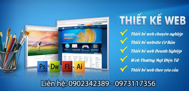 thiết kế web tại đan phượng